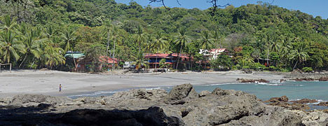 Playa Montezuma - Montezuma Beach
